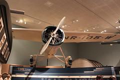 Lockheed 5C Vega Winnie Mae (portmanspad) Tags: museum space air national mae winnie lockheed vega 5c