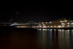 San Francisco Belle (angusmcnitt) Tags: california nightphotography lights sanfransisco oaklandbaybridge sanfranciscobelle