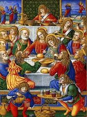 Gospel of St. Matthew 26  26-30 Establishing the mystery of the Last Supper - By Amgad Ellia 16 (Amgad Ellia) Tags: st mystery by last 26 matthew supper gospel amgad ellia 2630 establishing