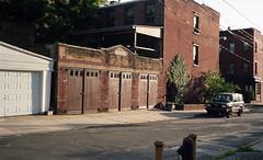 Plymouth Street (neilsonabeel) Tags: street nyc newyorkcity film brooklyn 35mm plymouth rangefinder olympus analogue zuiko vinegarhill olympus35sp 35sp