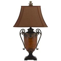 CAL LIGHTING BO-2279TB  150-watt 3 Way Viroqua Resin Table Lamp (bestlightingfixture) Tags: lighting lamp table resin 150watt viroqua bo2279tb