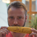 "Corn tasting at Tavernetta<a href=""http://www.flickr.com/photos/28211982@N07/15243995586/"" target=""_blank"">View on Flickr</a>"