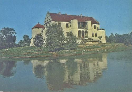 Zamek Szydłowiecki, 1973r.