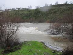 High Flow on the Tuolumne River