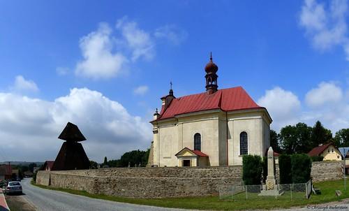 Osek - Kostel P. Marie (Osek - Marienkirche)