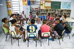 Projeto Nenhum a Menos Foto: Douglas Lopes