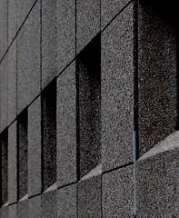 Hidden windows (momrunninglate) Tags: buildings architecture desaturate symmetry desaturated