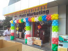 balloon decorators in Vasai-Virar