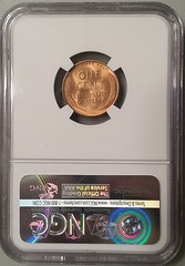 1948-S Lincoln Wheat Cent (ApexCollecting.com) Tags: copper cent 1c penny lincolncent lincoln wheatcent ngc mintstate ms66rd 1948 sanfrancisco red numismatics apexcollectingcom