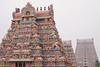Four gopuram of Ranganathar Temple (nekineko) Tags: ranganathaswamy srirangamvishnu temple asia southasia india southindia tamilnadu trichy tiruchirapalli gopuram hinduism religion architecture unesco vaishnavism polychrome hindu sculpture thiruvarangatirupati srirangam
