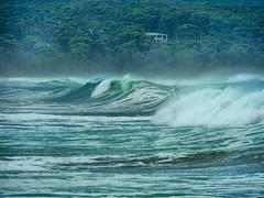 sml-fhdr-DSCN0198 (elphweb) Tags: roughseas roughsea ocean nsw australia sea water waves breakers storm coast coastal falsehdr fhdr bigwaves bigsurf surf foam mist