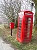 8348 The leaning phone box of Glen Roy (Andy - Busyyyyyyyyy) Tags: 20170313 geocache ggg glenroy gz letterbox lll rrr telephonebox ttt