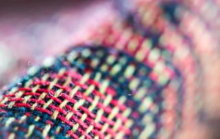 Macro Mondays - Cloth/Textile