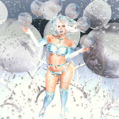 {Blog 166} Goddess Of The Waters (veronica gearz) Tags: avi avatar alex astralia blogging bloggers blogger blog blogs maitreya mesh life logo secondlife second sl water goddess magical eve evestudio it indulgetemptation veechi iconsofstyle ios