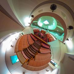 The Senate Chamber (Serendigity) Tags: australia canberra australiancapitalterritory interior 360 act polar parliamenthouse