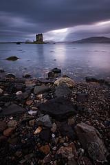 Stalker Castle (Tony N.) Tags: scotland ecosse stalker castle stalkercastle lochlaich portappin argyllandbute macdougall poselongue longexposure vanguard d810 nikkor1635f4 tonyn tonynunkovics