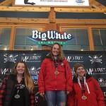 Big White Western Ski Cross Finals OPEN RACE 1 WOMEN PHOTO CREDIT: Todd Cashin