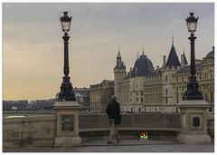 _PPD0469a (duport.patrick) Tags: pont paris morning light dim love cadenas equestre promenade exterieur outdoor