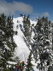 08-Summit Traverse (bezglaz) Tags: sorcery washington pnw climb