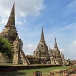 Wat Phra Si Sanphet, Ayuthaya thumbnail