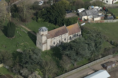 St Paul's Church at Thuxton in Norfolk - uk aerial image (John D F) Tags: church norfolk aerial aerialphotography aerialimage aerialphotograph aerialimagesuk aerialview viewfromplane droneview highdefinition hidef highresolution hirez hires britainfromtheair