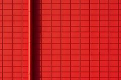 Red drain and red wall (on Explore) (Jan van der Wolf) Tags: map163133v red rood redrule monochrome monochroom modernarchitecture drain regenpijp wall muur facade gevel lines lijnen lijnenspel interplayoflines playoflines shadow shadowplay schaduw minimalism