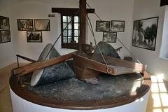 0633-20161016_Hacienda La Laguna Olive Oil Museum-Baeza-Spain-example of old milling equipment used for crushing Olive fruit (Nick Kaye) Tags: baeza andalucia spain europe museum oliveoil