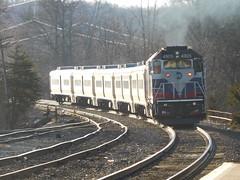 MTA (Miles Glenn) Tags: mta metro noth railroad train engine