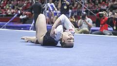gymnastics030 (Ayers Photo) Tags: sports canon utahutes utah utes red redrocks gymnastics barefoot bare foot feet toes toe barefeet woman women