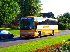 Coopers Tours R888JCS (JBF Photography) Tags: coopers tours r888jcs volvo b10m plaxton paragon eckington b11wgs wgs gordon rotherham