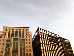 North end of Pancras Square looking pretty kick-ass at sunset this evening. #kingscross #granarysquare #kx @kingscrossn1c (Foz_) Tags: instagram north end pancras square looking pretty kickass sunset this evening kingscross granarysquare kx kingscrossn1c