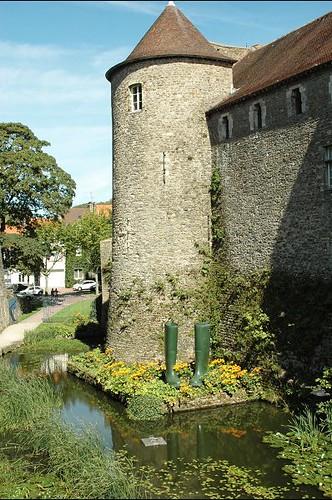 Château comtal Boulogne-sur-Mer