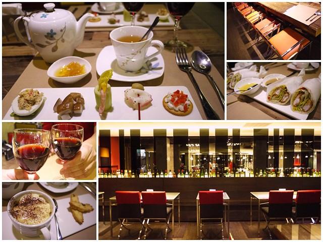花蓮美食飯店麗翔酒店下午茶提拉米蘇page
