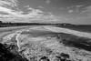 Bondi B&W 2 (www.mjbrownphotography.com) Tags: ocean sea bw seascape beach water monochrome bondi sydney australia beaches