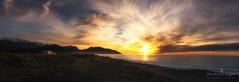 Camper's Sunrise (The Art of Night) Tags: ocean camping newzealand snow beach clouds sunrise canon landscape canterbury camper kaikoura markgee 6d meatworks kaikouraranges canon6d markgcomau theartofnight