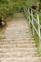 Stairway To Heaven (gripspix) Tags: germany deutschland stairway treppe schwarzwald blackforest allerheiligen badenwrttemberg oppenau allerheiligenwasserflle 20140622