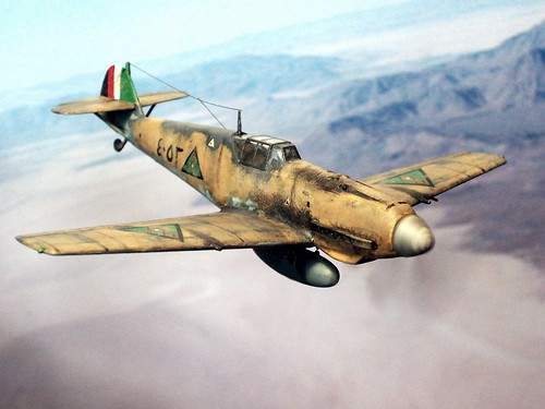 war force desert aviation air iraq trop bf 1941 diorama... (Photo: dizzyfugu on Flickr)