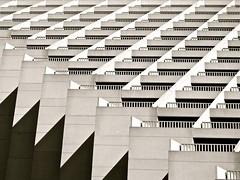 balconies b/w - ( Explore ) (Demetrios Lyras) Tags: bw abstract building art lines architecture hotel blackwhite shadows angle fav50 financialdistrict embarcadero highrise balconies sfist hyattregency fav10 fav5 fav25 fav100 explored sanfranciscocausa fav75 anglesanglesangles fav125 therubyawardsinvitation