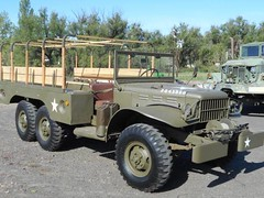 "WC63 Truck, Cargo and Personnel Carrier • <a style=""font-size:0.8em;"" href=""http://www.flickr.com/photos/81723459@N04/14536455578/"" target=""_blank"">View on Flickr</a>"
