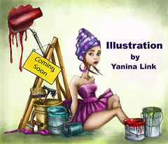 under konstraktion (Yanina Link) Tags: inspiration art fashion illustration painting design sketch artwork digitalart drawings digitalpainting illustrator fashiondesign fashionsketch fashionillustration yaninalink