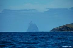 Balls Pyramid - Lord Howe Island Circumnavigation (Black Diamond Images) Tags: mountains island boat paradise australia nsw boattrip circumnavigation lordhoweisland worldheritagearea ballspyramid thelastparadise circleislandboattour