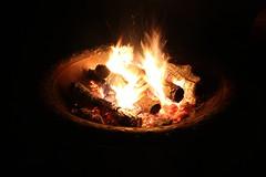 Fire (Dangagga) Tags: fire warmth campfire burn heat firewood firepit