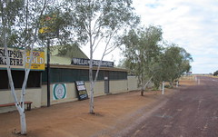 William Creek Hotel SA July 2011 (spelio) Tags: trip travel lake home australia outback sa eyre 2011