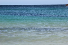 Mar (Cristina Camps) Tags: azul mar playa menorca