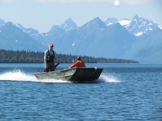 Alaska Luxury Fly-Out Fishing Lodge 37