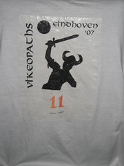 Spikeopaths Summer T-Shirt Archive: 2007 Front