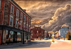 Port Hope Ontario Canada ~ Downtown ~ Historical Town