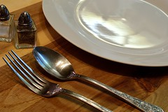 What's your Favorite Dish? (Fobonic365) Tags: favorite food pepper dish salt fork spoon kitchenware