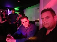 At a brazilian club in Geneva!