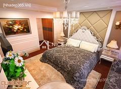 Thiết kế nội thất phòng ngủ tân cổ điển_19